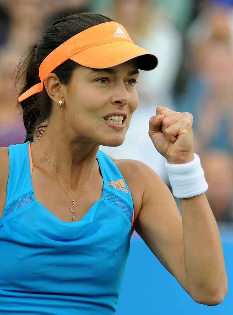 Ivanovic just 1 game away from conquering grass