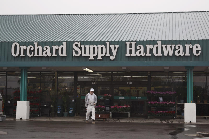 Lowe's offers to buy Orchard Supply for $205M