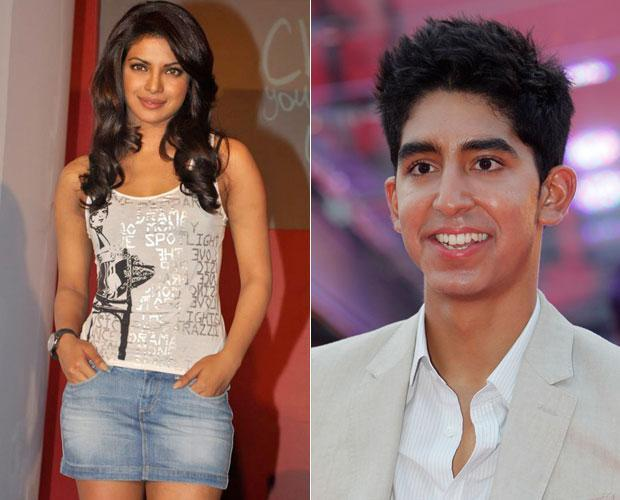 Priyanka Chopra and Dev Patel are 'arachnophobic', which means they are scared of spiders!