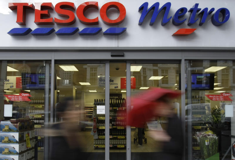 Tesco prepares US exit with sale of Fresh & Easy