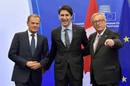 Ceta: EU and Canada to sign long-delayed free trade deal