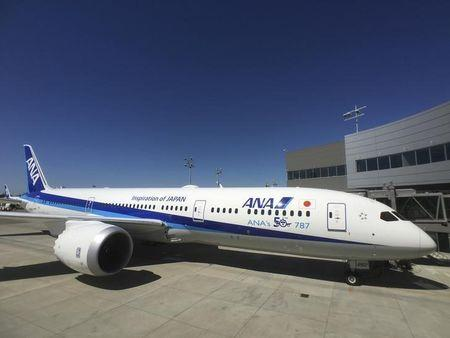 Japan's ANA says 787 engine repairs could take three years