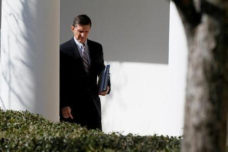 Flynn did not disclose income from Russian companies: White House