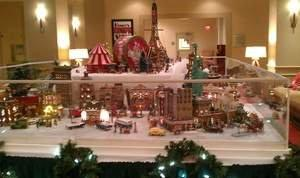 Hotels in Visalia, California Get Into the Spirit of the Season With a Holiday Village