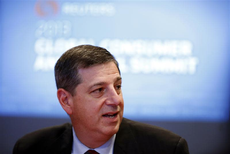 Simon, president and CEO of Walmart U.S., speaks at the Reuters Consumer and Retail Summit in New York