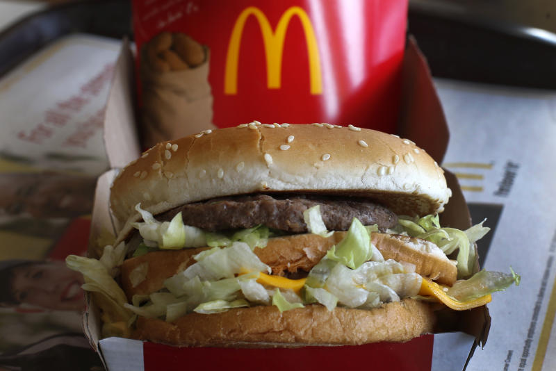 McDonald's hit by lawsuits over worker pay