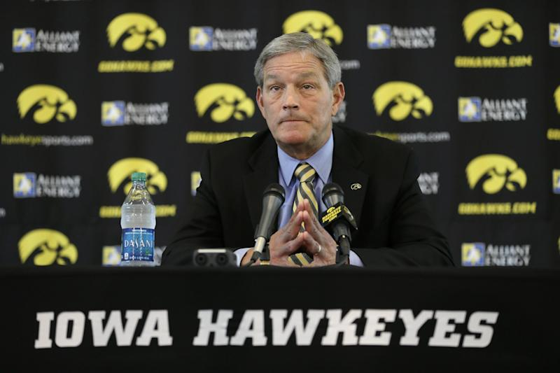 Hawkeyes optimistic as fall camp opens