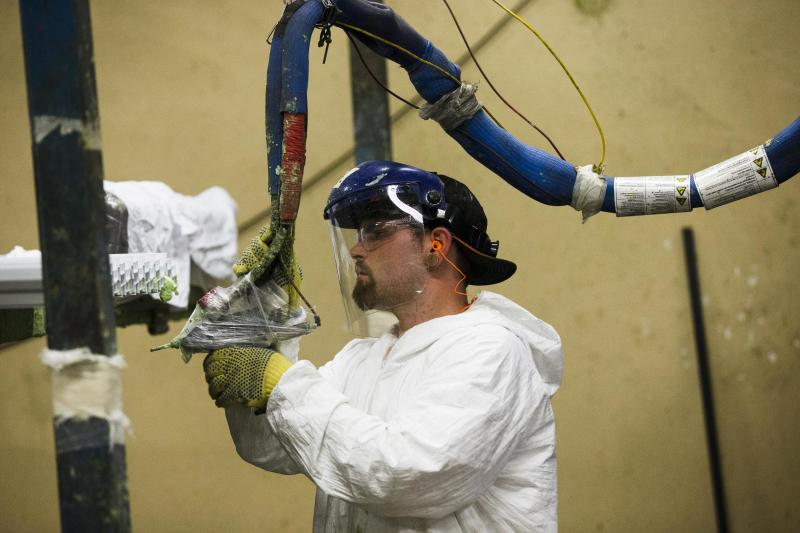 US manufacturing grows at fastest pace in 3½ years