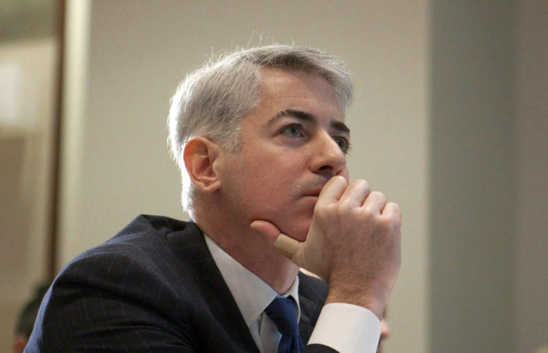 Ackman loses half his investment in Penney sale