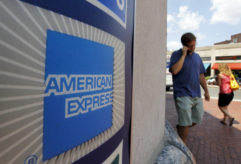 American Express to cut 5,400 jobs