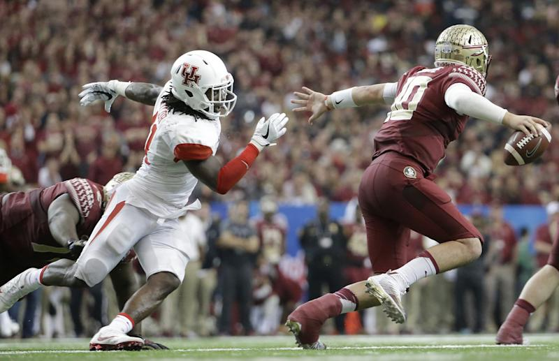 Florida State's QB Francois focused on himself, not Winston