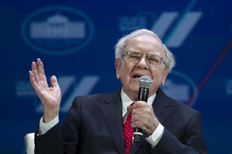 Berkshire profit rises 25 percent, helped by insurance, investments