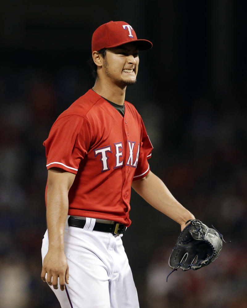 Rangers to give Darvish extra rest; Perez hurting