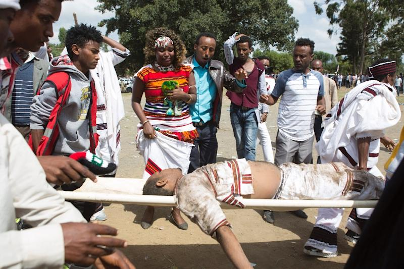 Stampede at Ethiopia kills 50