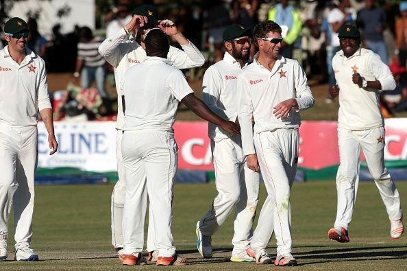 Windies to tour Zimbabwe in October for two Tests