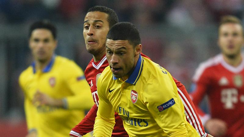 Bayern Munich humiliate Arsenal with second-half goal blitz