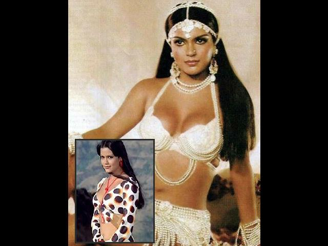 After this gory anti-fairy-tale, Zeenat got married to Mazhar Khan. Unfortunately the actress was physically battered in this relationship also. In a press conference in Mumbai, Zeenat bravely spoke about this issue and brought it to limelight. Zeenat had filed for divorce also but Mazhar's sudden death due to renal failure brought an end to to their marriage.