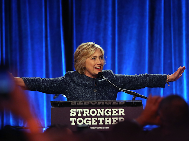 Clinton Regrets Saying 'Half' in Remarks on 'Deplorables'