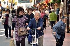 Will Japan's elderly get burned by 'Abenomics'?