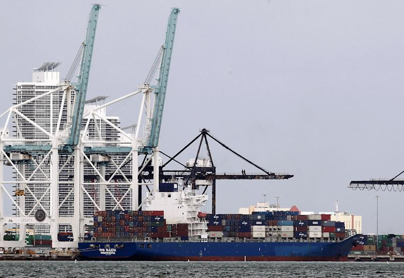 US trade gap grows to $48.7B, as imports surge