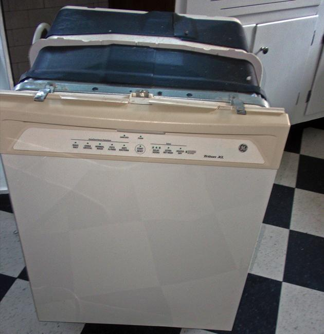 This dishwasher didn't work when I moved in, so I ordered a new Whirlpool model for about $400. Whirlpool has kept profits up by cutting costs, but sales have dipped during recent months. So it could use more sales to people like me. Oh yeah – the model I bought was made in Tennessee, so the purchase directly helps American workers.