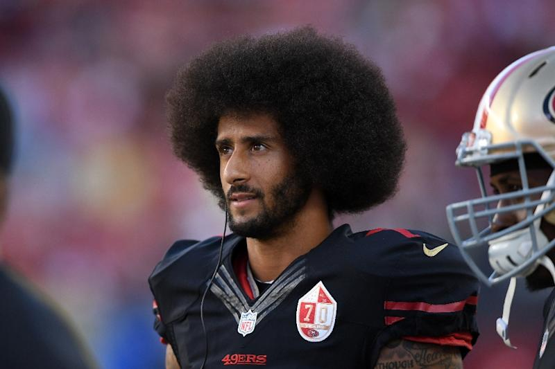 Colin Kaepernick to start for 49ers vs. Bills class=