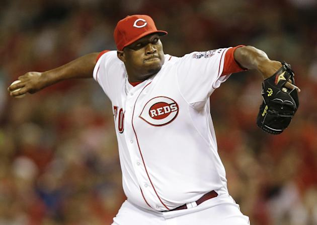 Our man Jumbo Diaz. (AP)