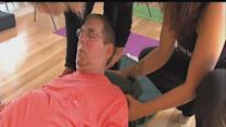 Adaptive yoga works for everybody, every body