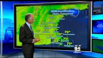 WBZ AccuWeather Evening Forecast For August 28
