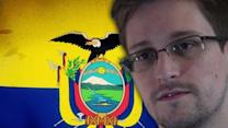 Ecuador: Snowden Asylum Document Unauthorized