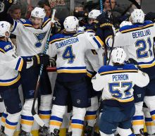 Playoff Roundup: Blues, Rangers and Oilers advance to second round