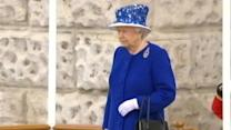 Queen Elizabeth Celebrates Birthday