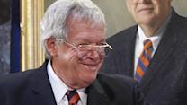 AP Source: Hastert Paid to Hide Sex Abuse Claims