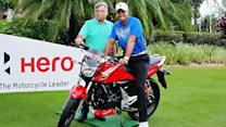 Tiger Woods has deal with Hero Motors worth $8 million per year