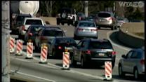 Pittsburgh tunnels closing on busy weekend