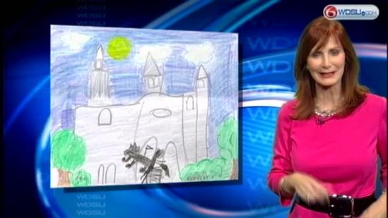 Margaret's Weather Picture for March 29