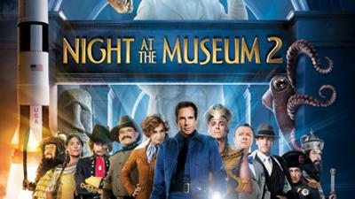 Night at the Museum 2 trailer