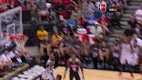 McLemore Explodes to the Rim