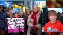Prom Proposal on 'GMA Live'