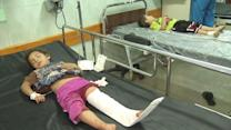 Sixteen Killed in U.N. School Shelling in Gaza