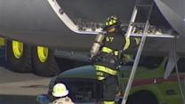 Boeing 787 Dreamliner Catches Fire