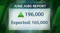 Big Jump for Jobs in June