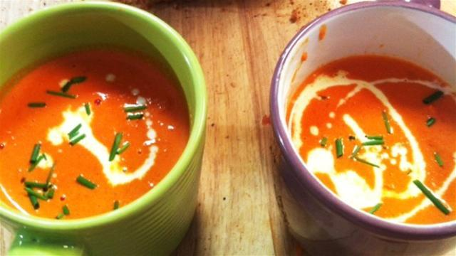 Cooking For Kids: Magic Tomato Soup