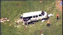 5 killed in church van crash