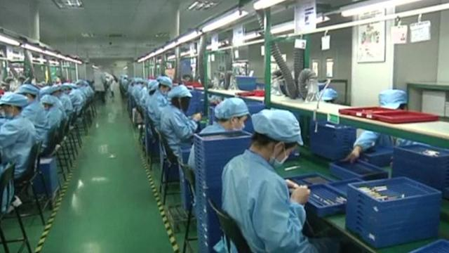 China survey shows a job market under strain