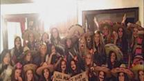 Penn State Sorority photo