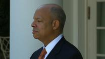 Obama Taps Lawyer to Lead Homeland Security