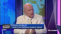 Fed should focus on inflation, not jobs: Mobius