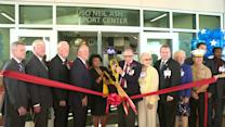 New USO Center Opens At Lindbergh Field