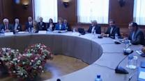 Iran nuclear talks resume